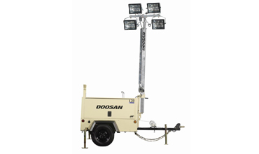 Doosan Portable Light Tower