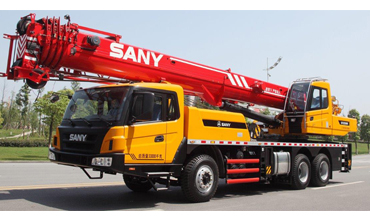 Sany All Terrain Crane