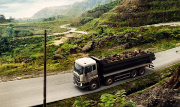 UD Trucks Quester CGE